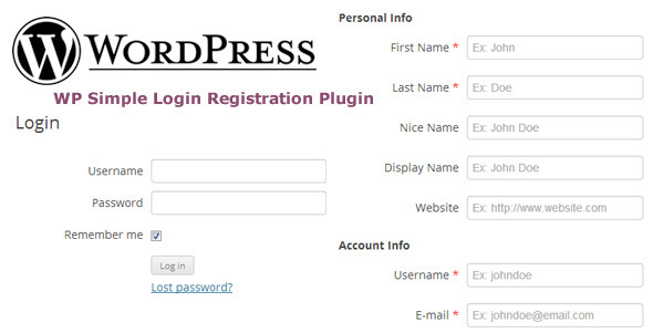 wp-simple-login